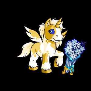Sparkling Snowflake Bouquet