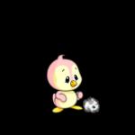 Baby Snowbunny Plushie