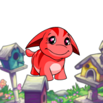 Friendly Flying Petpet House Foreground