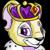 Happy Female Royalgirl Kougra