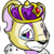 Sad Female Royalgirl Kougra