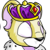 Blank Female Royalgirl Kougra
