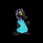 Aqua Tasseled Dress