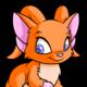 Orange Acara