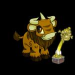 Golden Pirate Sword