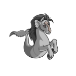 grey peophin