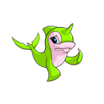 green flotsam
