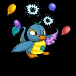 Water Balloon Shower