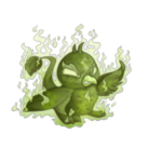 swamp gas pteri