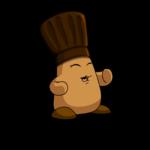 Chia Chocolatier Hat