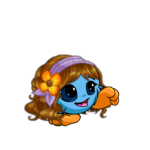 Neopian Petpet Shop Collectors Wig