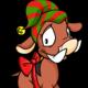 Christmas Moehog