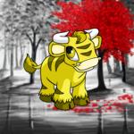 Tree of Petals Background