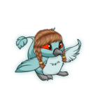 Pteri Schoolgirl Wig