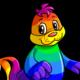 Rainbow Tuskaninny