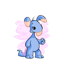 Female Faerie Blumaroo