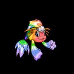 Koi Shell Tiara