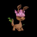 Handmade Paper Valentine Crown