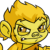 Angry Male Tyrannian Mynci