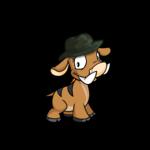 Scary Moehog Hat
