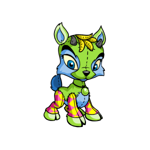 Female Plushie Ixi