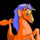 Orange Peophin