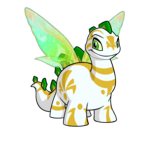 Dyeworks Green: Sparkling Faerie Wings