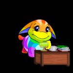 Detective Desk Trinket
