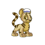 Kougra Sailor Hat