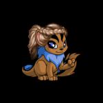 Sporty Braided Ponytail
