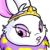Angry Female Royalgirl Cybunny