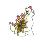 Metal Daisy-shaped Flower Shield