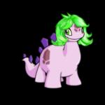Green Apple Wig