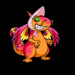 Charming Pink Grarrl Bonnet