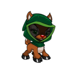 Ixi Forest Hood