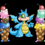 Ice Cream Cone Pillars