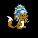 Glamorous Snowflake Wig