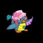 Seasonal Spring Hat and Wig