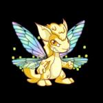 Shimmering Draphly Wings