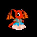 Bold and Beautiful Shoyru Dress