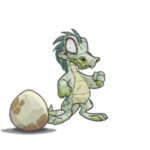 Unidentified Hatching Egg