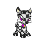 checkered ixi
