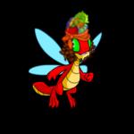 Colourful Buzz Dancer Hat
