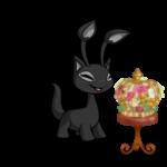 Crowned Flower Birthday Trinket