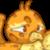Sad Female Sponge Pteri