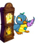 Altadorian Grandfather Clock