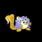 Purple Enchantress Wig