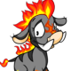 Fire Moehog