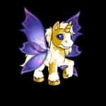 Purple Faerie Tale Wings
