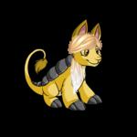 Sparkling Ponytail Wig